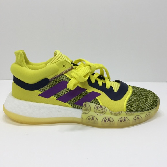 Marquee Boost Low Yellow Purple Black